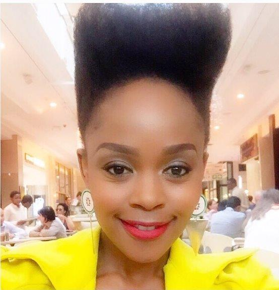 5 Tips For Healthy Hair Like Thembi Seete S