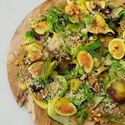Quinoa & Fig Salad recipe