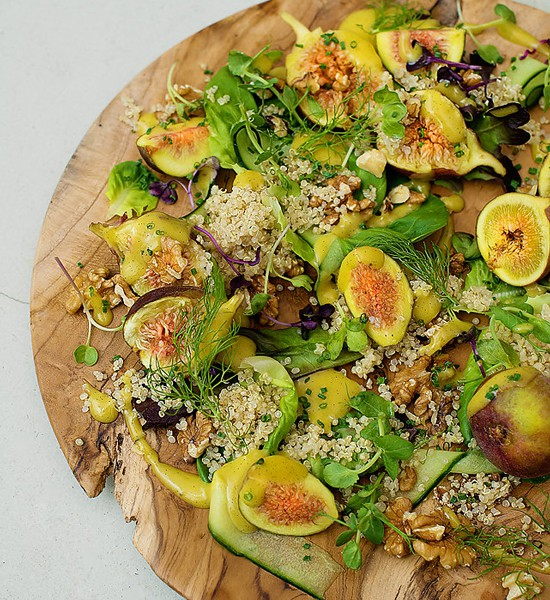Quinoa & Fig Salad recipe