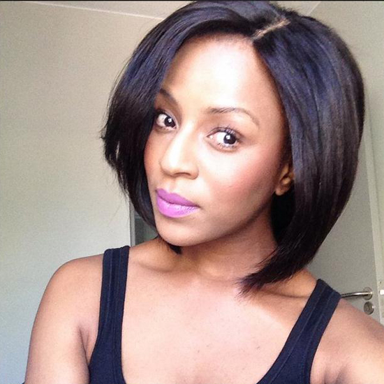 Rock Bright Lips Like Jessica Nkosi