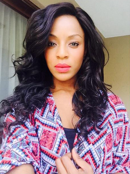 Rock Bright Lips Like Jessica Nkosi