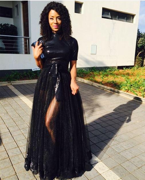 Maxi skirts on celebrities
