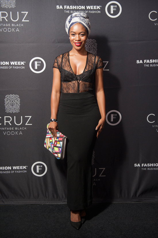 Celeb Spotting Safw Opening Party