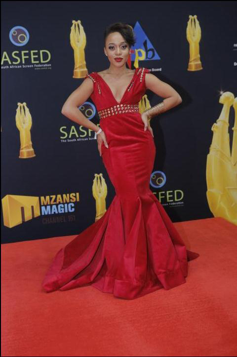 Fashion At The Saftas