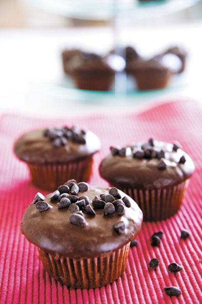 Chocolate Love Cakes recipe