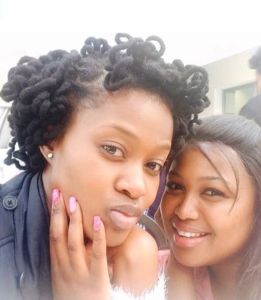 Zenande Mfenyana S Hair 5 Times She Nailed It