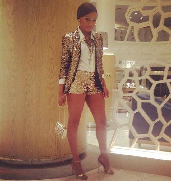 Style Crush Bonang Matheba