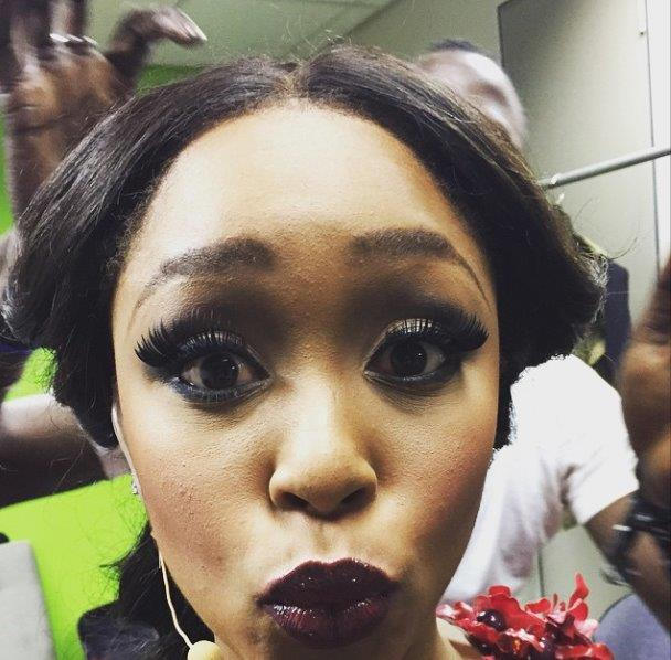 5 Hair Trends Rocked By Minnie Dlamini