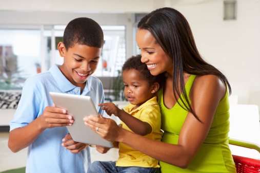 5 Ways To Use Technology To Teach Your Children