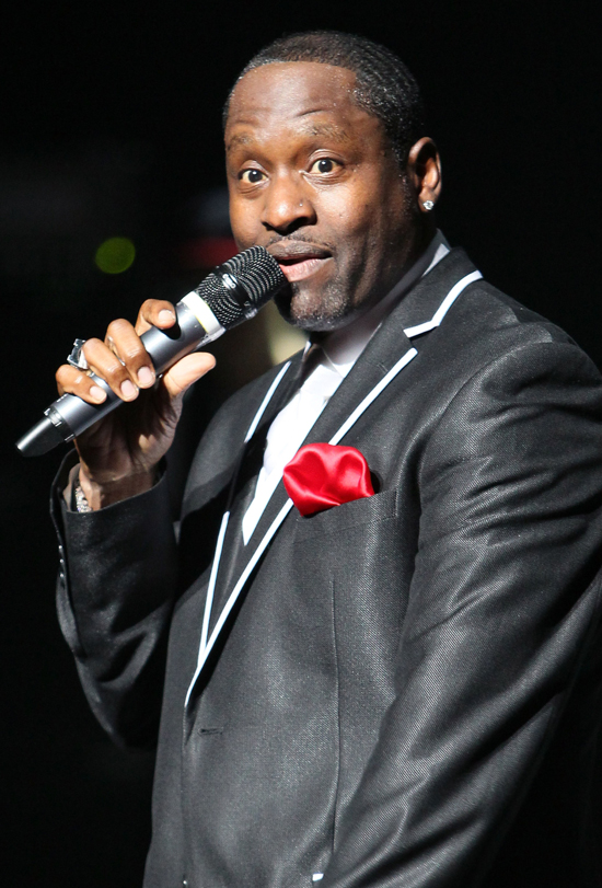 5 Mins With Johnny Gill
