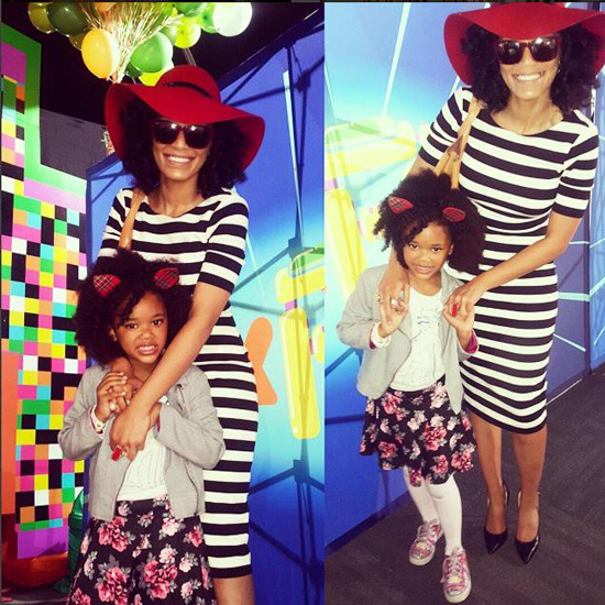 Fashionable Celebrity Kids