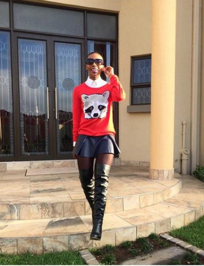 Style Crush Pearl Modiadie