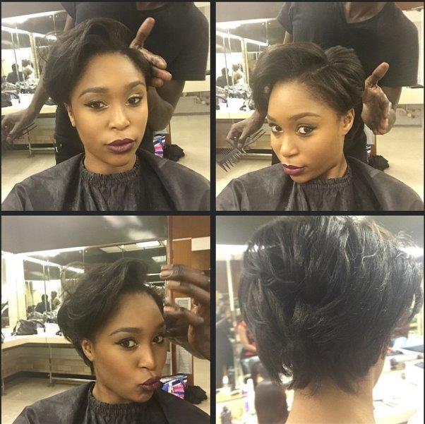 5 Hair Trends Rocked By Minnie Dlamini