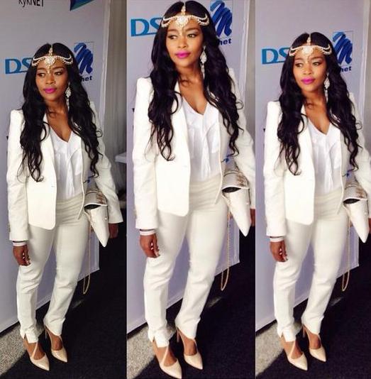 Style Crush Thembi Seete