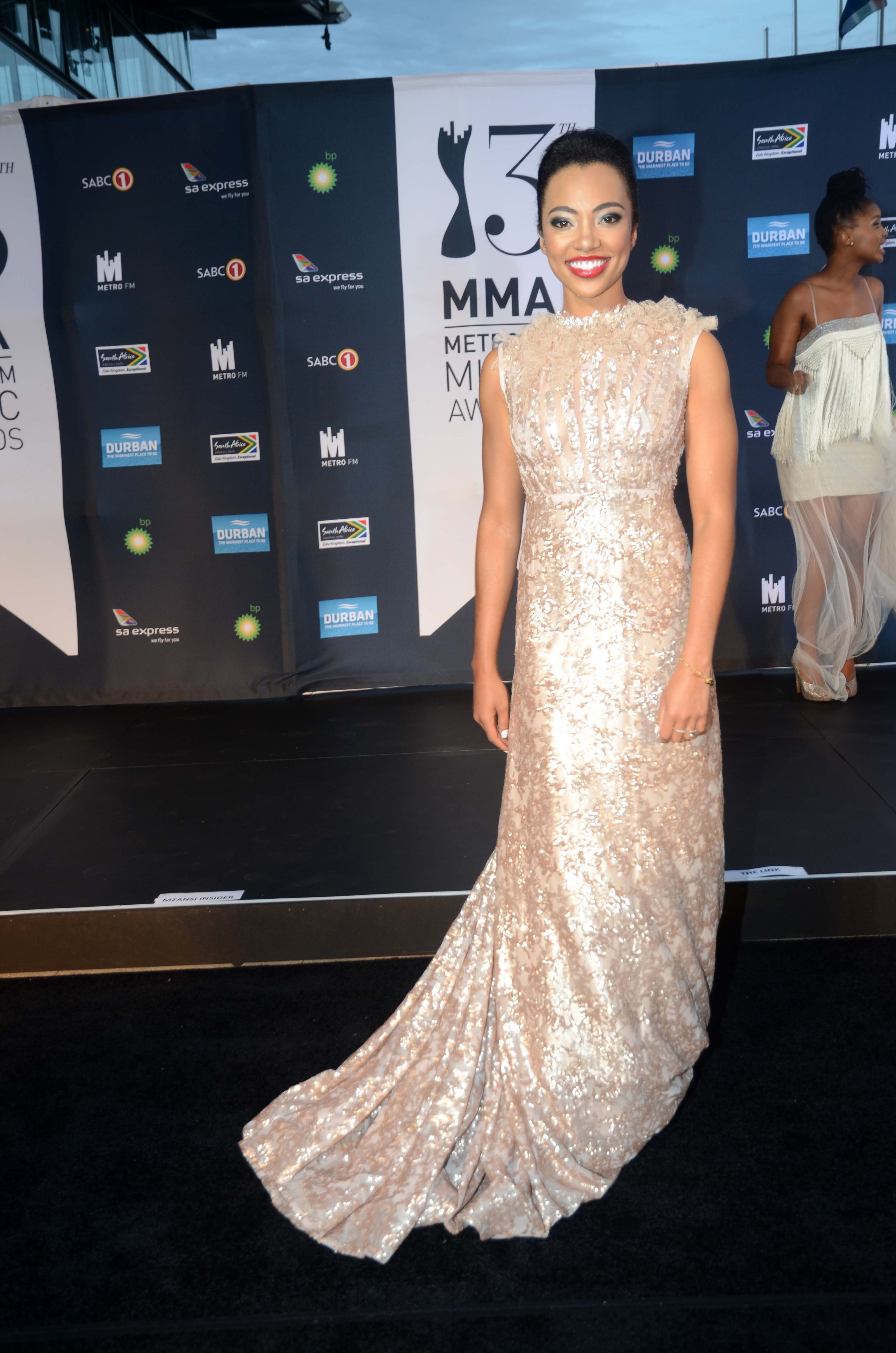 Star Style On The Metro Fm Black Carpet