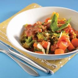 Cabbage And Broccoli Curry recipe