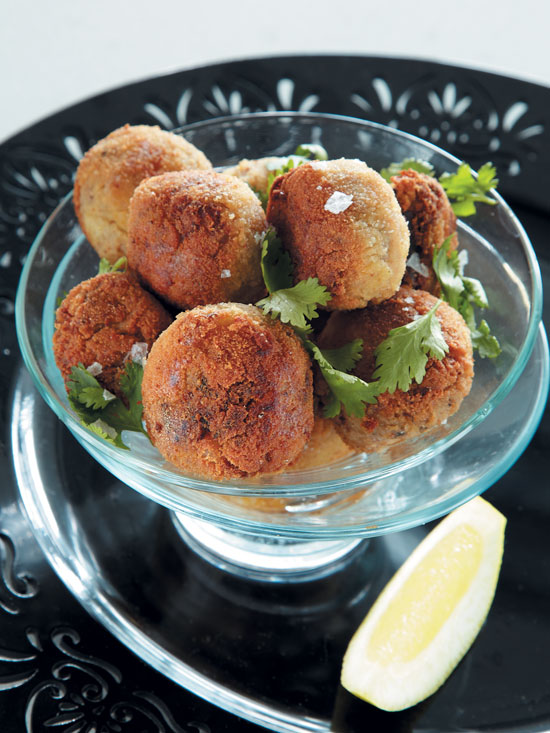 Potato Fish Balls recipe