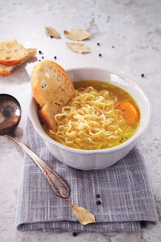 Sensational Soup recipe