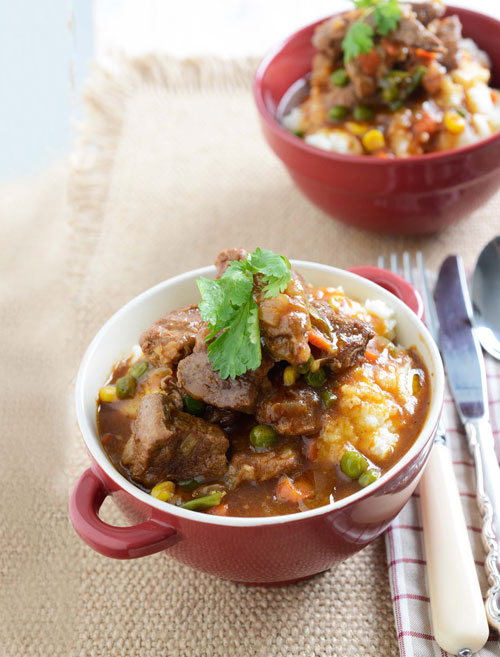 Boni's Slow Cooked Beef Stew recipe