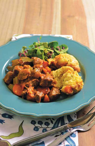 Beef And Guinness Stew With Dumplings recipe