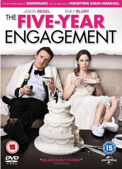 Five-year-engagement