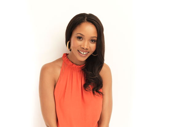 Azania Mosaka #WCW Real Talk on SABC 3
