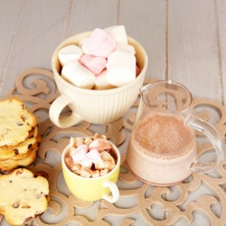 Chilli Chocolate Drink recipe