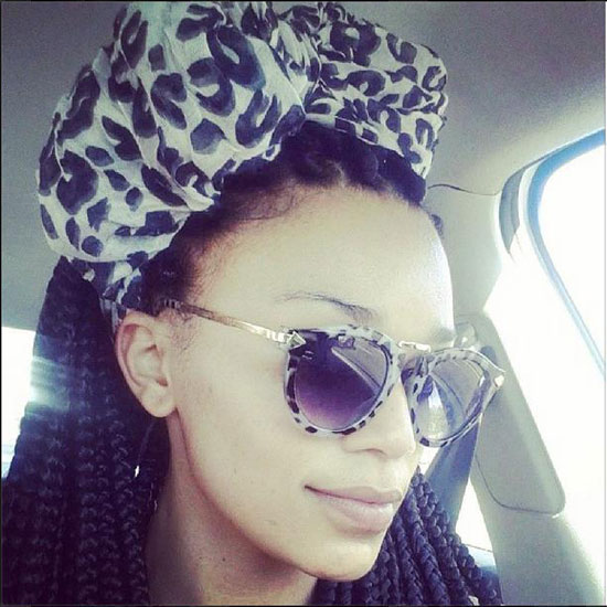 Pearl Thusi breaks down speaking about her mother's abuse at the hands of her father