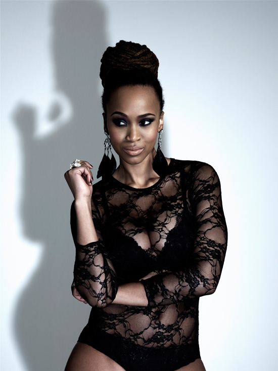 Catching Up With Claire Mawisa