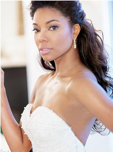 Wedding Bliss With Gabrielle Union