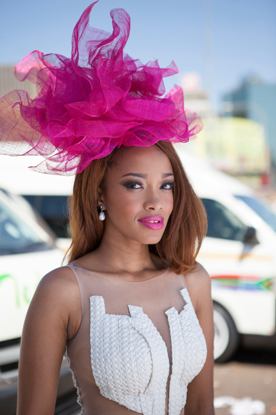 Dineo Moeketsi – Face of SANSUI Summer Cup 2014
