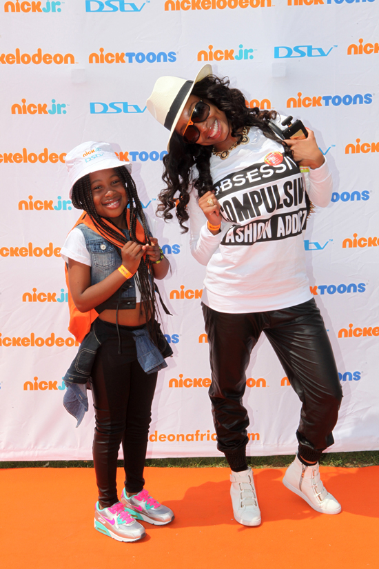 Celeb Spotting At Nick Jr Amp Nicktoons Launch
