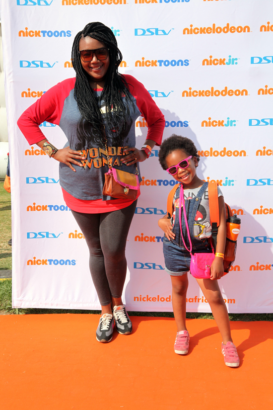 Celeb Spotting At Nick Jr & Nicktoons Launch