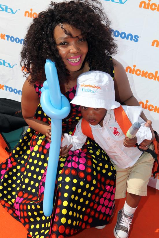 Celeb Spotting At Nick Jr & Nicktoons Launch
