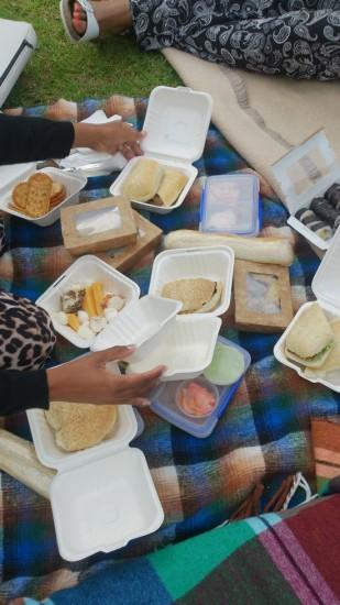 Picnic-food