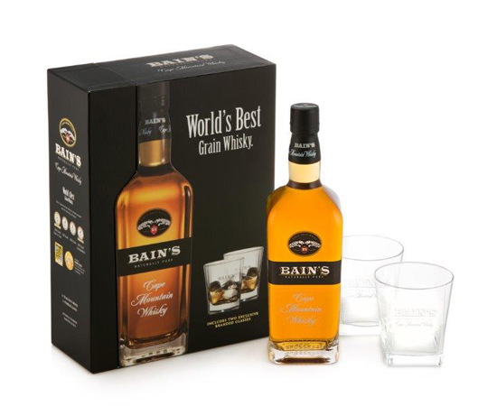 Shopping for the family made easy for Bain s cape mountain whisky