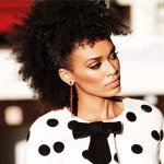 Get Pearl Thusi's Vintage Pin-up Curls