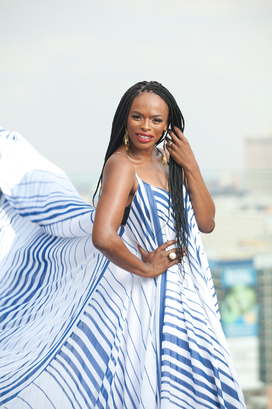 5 Mins With Unathi