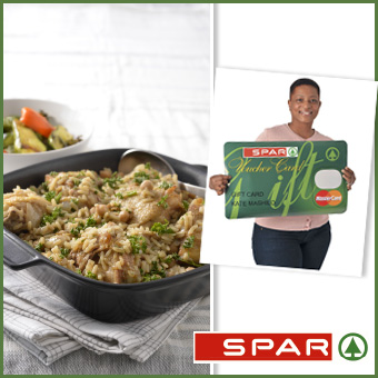 Spar Chicken Casserole