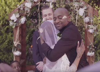 Kelly Khumalo and Arthur get married in the beautiful new video for Nguye Lo