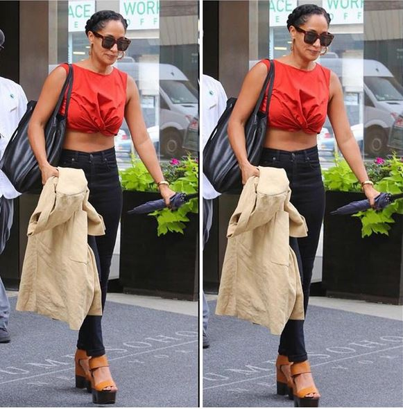 9 Reasons why we love Tracee Ellis Ross' style