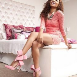 9 Times Bonang Matheba's shoe game was on fleek