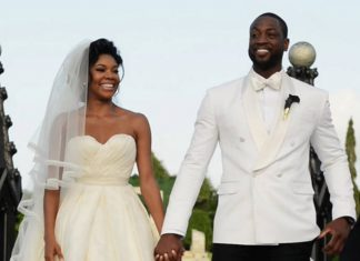 We're still completely obsessed with Gabrielle Union's wedding video