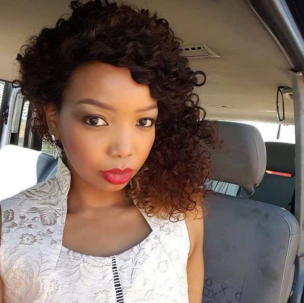 Thembisa Mdoda Is The New Our Perfect Wedding Host