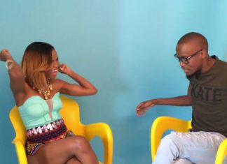 WATCH: Khanya Mkangisa chats to Moshe Ndiki