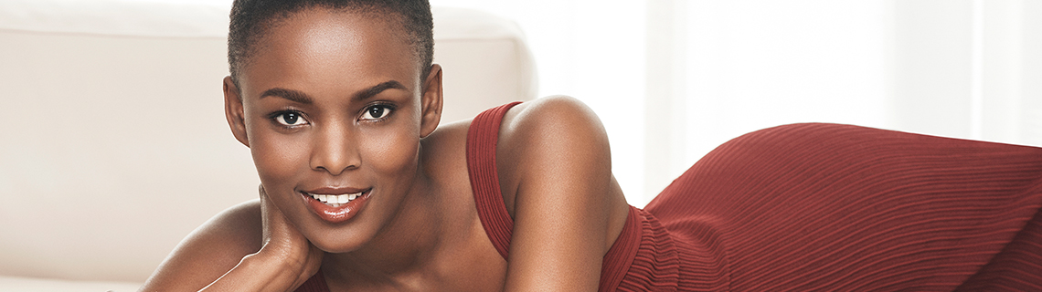 Flaviana Matata chats about all things Clarins