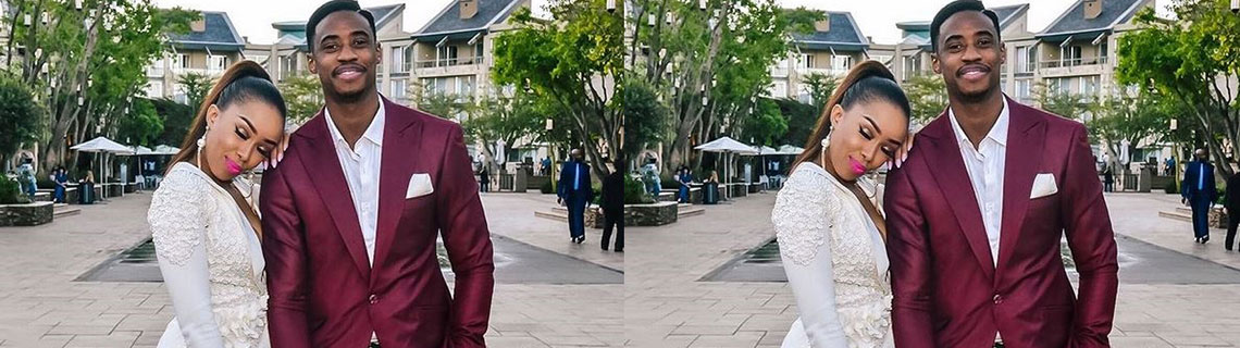 6 times Dineo Moeketsi and Solo proved that couples who slay together, stay together