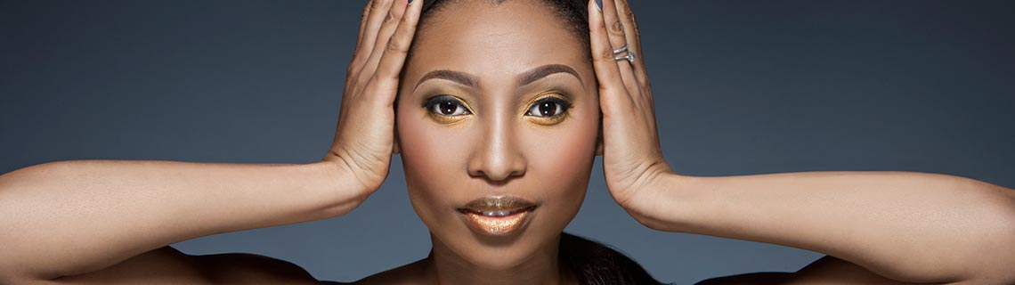 Flawless actress, Enhle Mbali shares her beauty secrets with us.