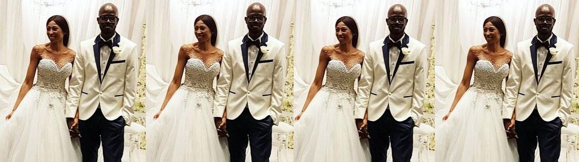 WATCH: Get a sneak peek inside the Black Coffee and Mbali wedding