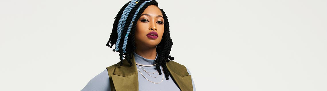 Zola Nombona  talks about romance, her fave food, parties & music preferences